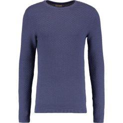 Swetry klasyczne męskie: Selected Homme SHHNEWDEAN CREW NECK Sweter vintage indigo