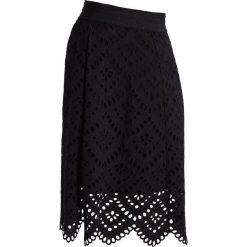 Spódniczki: Slacks & Co. MATILDA Spódnica trapezowa black