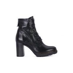 Kozaki Mjus  POLACCO DONNA. Czarne buty zimowe damskie MJUS. Za 622,90 zł.