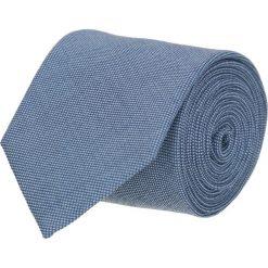Krawat platinum niebieski classic 203. Niebieskie krawaty męskie Recman. Za 49,00 zł.