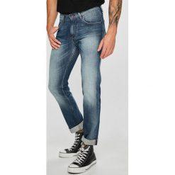 Tommy Hilfiger - Jeansy Bleecker. Niebieskie jeansy męskie relaxed fit TOMMY HILFIGER. Za 539,90 zł.