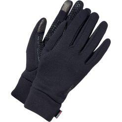 Barts TOUCH Rękawiczki pięciopalcowe schwarz. Czarne rękawiczki damskie marki Barts, z elastanu. Za 149,00 zł.