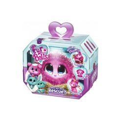 Maskotka TM TOYS Fur Balls Różowy. Czerwone przytulanki i maskotki Tm Toys. Za 69,90 zł.