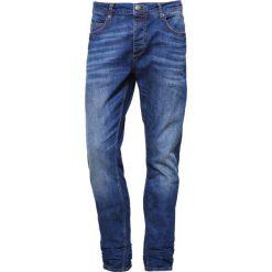 Gabba REY  Jeansy Relaxed Fit mid blue. Niebieskie jeansy męskie regular Gabba. Za 459,00 zł.