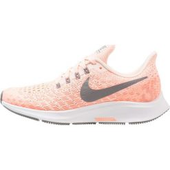 Nike Performance AIR ZOOM PEGASUS 35 Obuwie do biegania treningowe crimson tint/gunsmoke/crimson pulse. Pomarańczowe buty sportowe dziewczęce Nike Performance, z materiału, do biegania. Za 359,00 zł.