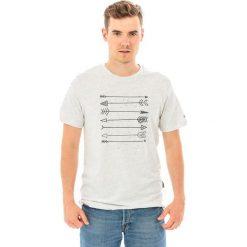 Hi-tec Koszulka męska Skote Light Grey Melange/dark Grey r. L. Szare koszulki sportowe męskie Hi-tec, l. Za 32,62 zł.