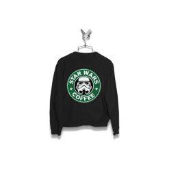 Bluza Trooper Coffe Męska. Szare bluzy męskie marki Button. Za 160,00 zł.