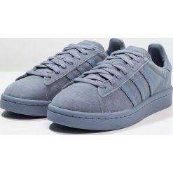 Adidas Originals CAMPUS Tenisówki i Trampki raw steel/footwear white. Niebieskie tenisówki damskie marki adidas Originals, z materiału. W wyprzedaży za 359,20 zł.