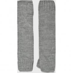 Answear - Rękawiczki Nomad. Czerwone rękawiczki damskie ANSWEAR, z dzianiny. Za 29,90 zł.