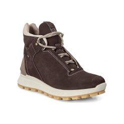 ECCO Exostrike L - Brązowy - 35 - Sportowe. Brązowe buty trekkingowe damskie ecco. Za 849,90 zł.