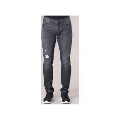 Jeansy slim fit Armani jeans  HANA. Czarne jeansy męskie relaxed fit marki Armani Jeans, z jeansu. Za 623,20 zł.