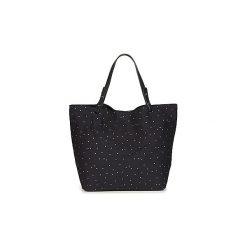 Torby shopper Petite Mendigote  CLEA. Czarne shopper bag damskie Petite Mendigote. Za 309,00 zł.