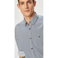 Medicine - Koszula Contemporary Classics. Szare koszule męskie na spinki marki House, l, z bawełny. Za 129,90 zł.