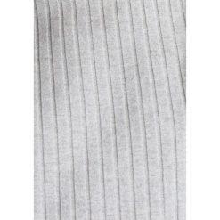 Sukienki: Missguided LONG SLEEVE FOLDED CUFF DRESS Sukienka dzianinowa grey