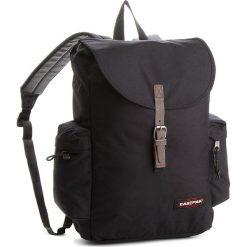 Plecak EASTPAK - Austin EK47B Black 008. Czarne plecaki męskie Eastpak, z materiału. W wyprzedaży za 219,00 zł.