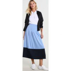 Spódniczki plisowane damskie: KIOMI Spódnica plisowana light blue