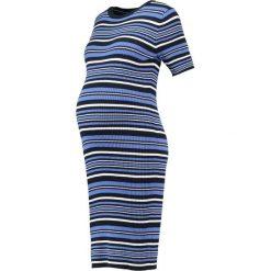 Sukienki dzianinowe: JoJo Maman Bébé Sukienka dzianinowa navy/blue