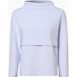 Bluzy damskie: Drykorn – Damska bluza nierozpinana – Arita, niebieski