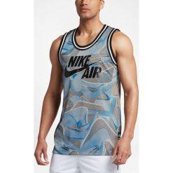 Nike Koszulka męska NK AIR Jersey niebieska r. XL (834135-042-S). Niebieskie t-shirty męskie Nike, m, z jersey. Za 226,28 zł.