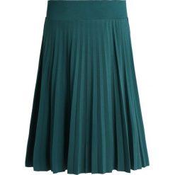 Spódniczki plisowane damskie: Anna Field Curvy Spódnica trapezowa turquoise