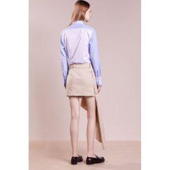 Patrizia Pepe GONNA Spódnica trapezowa simply beige. Brązowe spódniczki trapezowe marki Patrizia Pepe, z bawełny. W wyprzedaży za 379,60 zł.
