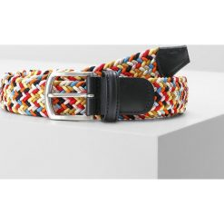 Anderson's STRETCH BELT Pasek pleciony multicolor. Szare paski męskie Anderson's, w paski, z materiału. Za 379,00 zł.
