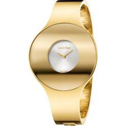 ZEGAREK CALVIN KLEIN K8C2M516. Szare zegarki damskie marki Calvin Klein, szklane. Za 1579,00 zł.