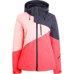 Brunotti CYLENNE Kurtka snowboardowa punch pink. Czerwone kurtki sportowe damskie Brunotti, xl, z materiału, narciarskie. W wyprzedaży za 607,20 zł.