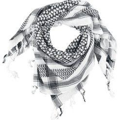 Arafatka Szalik biały/czarny. Białe szaliki damskie marki Arafatka. Za 24,90 zł.