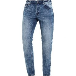 Only & Sons ONSLOOM Jeansy Slim Fit blue denim. Brązowe jeansy męskie marki Only & Sons, l, z poliesteru. Za 209,00 zł.