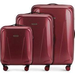 Walizki: 56-3P-99S-30 Zestaw walizek