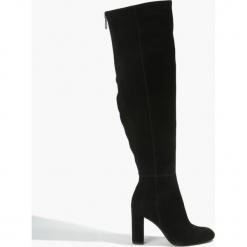 Kozaki czarne Gianna. Czarne buty zimowe damskie Badura. Za 529,99 zł.
