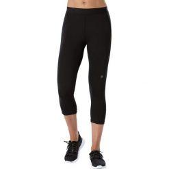 Asics Spodnie damskie PRFM Kneetight czarne r. XS (155253 0904). Niebieskie spodnie sportowe damskie marki Asics, m, z elastanu. Za 148,33 zł.