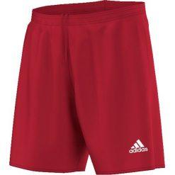 Spodenki i szorty męskie: Adidas Spodenki męskie Parma 16 Short czerwone r. XS (AJ5881)