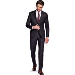 Garnitur Szary Oakland. Szare garnitury marki LANCERTO, z tkaniny. W wyprzedaży za 699,90 zł.