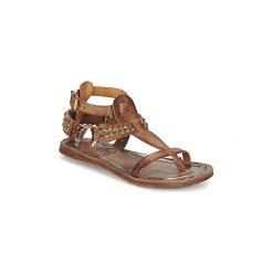 Sandały Airstep / A.S.98  RAME. Brązowe sandały damskie Airstep / A.S.98. Za 591,20 zł.