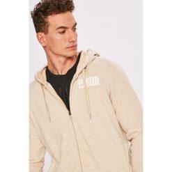 Puma - Bluza. Brązowe bluzy męskie rozpinane marki SOLOGNAC, m, z elastanu. W wyprzedaży za 179,90 zł.