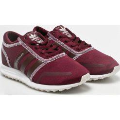 Adidas Originals - Buty Los Angeles. Brązowe buty sportowe damskie marki adidas Originals, z bawełny. W wyprzedaży za 199,90 zł.