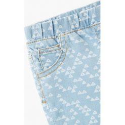 Mango Kids - Jeansy dziecięce Marc 80-104 cm. Niebieskie jeansy chłopięce Mango Kids. Za 59,90 zł.