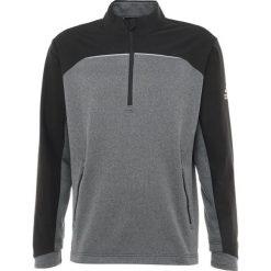 Adidas Golf ADIDAS ZIP Bluza black/grey five. Czarne bluzy męskie adidas Golf, l, z elastanu. Za 419,00 zł.