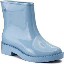 Kalosze MELISSA - Rain Drop Boot Ad 32185  Light Blue 01307. Niebieskie buty zimowe damskie Melissa, z materiału. W wyprzedaży za 279,00 zł.