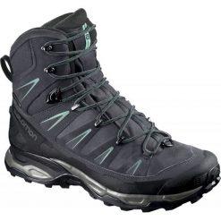 Buty trekkingowe damskie: Salomon Buty damskie X Ultra Trek GTX W Graphite/Black/Beach Glass r. 40 (404631)