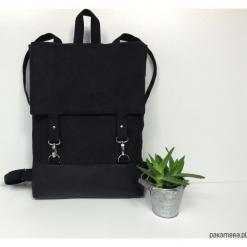 Plecak na laptopa UNISEX. Szare plecaki męskie marki Pakamera. Za 210,00 zł.