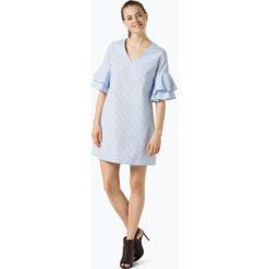Marie Lund - Sukienka damska, niebieski. Niebieskie sukienki balowe marki Marie Lund, w paski, w kształcie a. Za 199,95 zł.