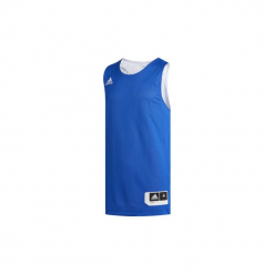 T-shirty z krótkim rękawem Dziecko  adidas  Koszulka dwustronna Crazy Explosive. Niebieskie t-shirty chłopięce z krótkim rękawem Adidas. Za 99,95 zł.