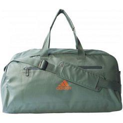 Torby podróżne: Adidas Torba Training Tb M Trace Green /Tactile Orange /Tactile Orange M