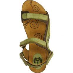 SANDAŁY LEMAR 991. Brązowe sandały damskie marki Casu. Za 149,99 zł.