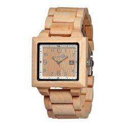"""Zegarki męskie: Zegarek """"ETHEW1001"""" w kolorze jasnobrązowym"""