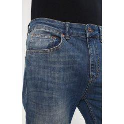 Jeansy męskie regular: YOURTURN Jeansy Straight Leg blue denim