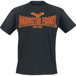 T-shirty męskie: Agnostic Front Frontsdale T-Shirt czarny